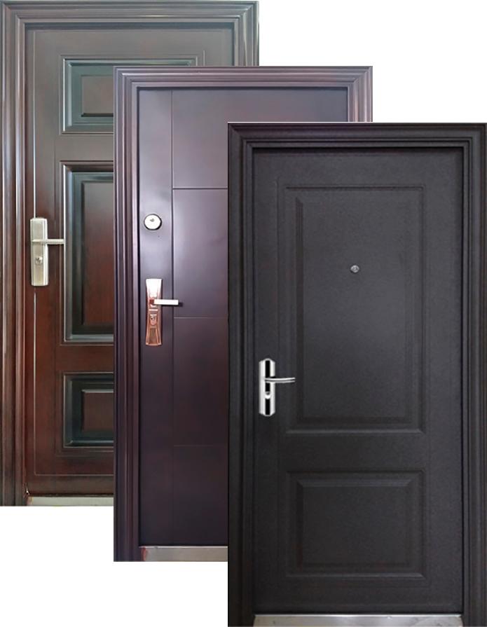 входни метални врати